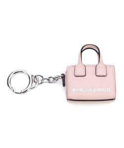 Karl Lagerfeld | Branded Tote Keyring