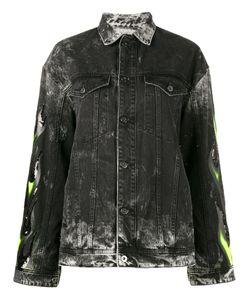 Filles A Papa | Renegade Embellished Denim Jacket Size 2