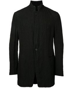 Forme D'expression | Broderie Standing Collar Jacket Size 52
