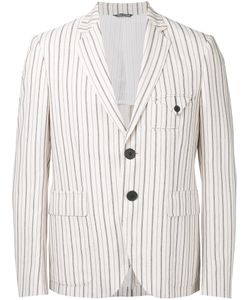 Andrea Pompilio | Striped Blazer 48