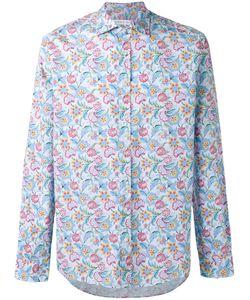Etro | Paisley Print Shirt Men M