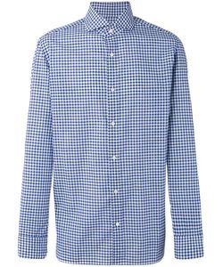 Borrelli | Checked Shirt Size 42