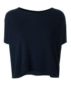 Kristensen Du Nord | Short Sleeve Cropped Jumper Size 2