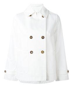 Alberto Biani   Boxy Double-Breasted Jacket Size 40