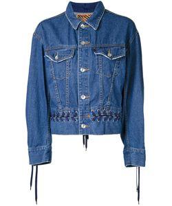 G.V.G.V. | G.V.G.V. Denim Lace-Up Jacket 34