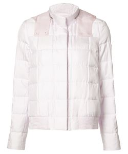 Moncler Gamme Rouge | Zipped Neck Hooded Jacket