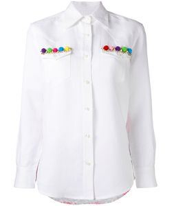 Forte Couture   Thelma Embellished Shirt