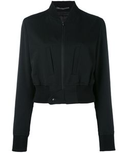 Y's   Cropped Bomber Jacket Size 3