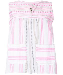 Lemlem   Striped Sleeveless Top Xs