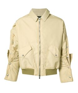 Y / Project | Stud Detail Bomber Jacket