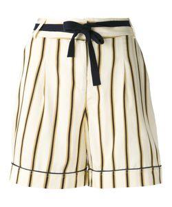 Roberto Collina | Striped Tailored Shorts