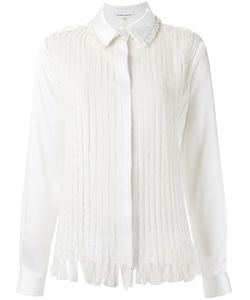 Gloria Coelho | Pleated Shirt P