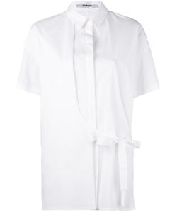 Chalayan | Asymmetric Tie Waist Shirt Size 42