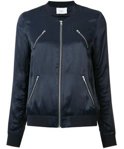 Just Female | Multi-Pockets Bomber Jacket Small