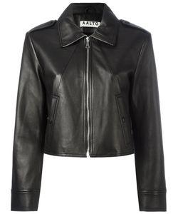 Aalto   Cropped Jacket Size 36