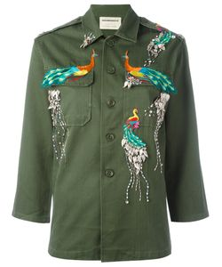 Night Market | Peacocks Military Jacket