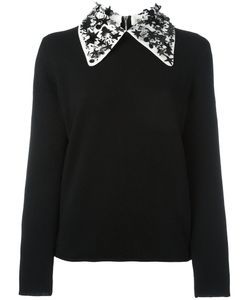 Paul Smith Jeans | Sequin Star Collar Jumper Small