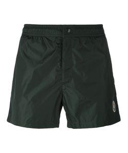 Moncler   Tri-Colour Trim Swim Shorts Men