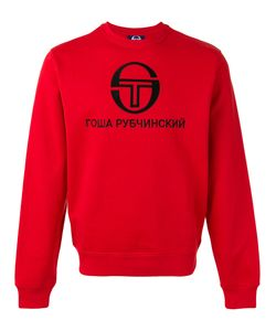 Gosha Rubchinskiy   Gosha Rubchinsky X Sergio Tacchini Sweatshirt Size Small