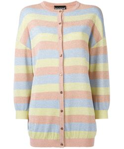 Boutique Moschino | Striped Cardigan Size 40