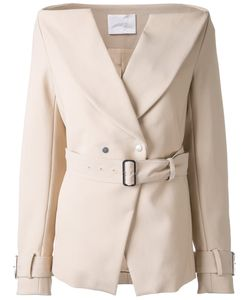 Dion Lee | Horizontal Trench Blazer