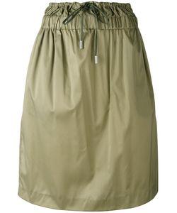 Aalto | Drawstring Straight Skirt