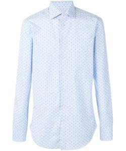Etro | Stripe Dash Long Sleeve Shirt Size 39