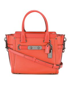 Coach   Tote Bag Calf Leather/Metal Other