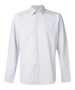 Tim Coppens   Panelled Shirt