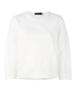 Calvin Klein Collection   Three-Quarters Sleeve T-Shirt