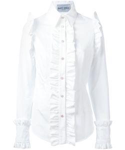 Daizy Shely | Ruffled Shirt 42