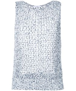 Astraet | Net Sleeveless Top Hemp