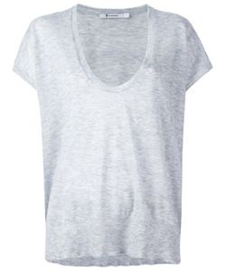 Alexander Wang | Knit Scoop Neck Top Size Small