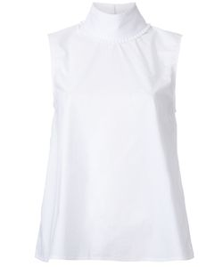 Jourden | High Neck Tank 36 Cotton