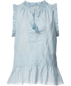Ulla Johnson | Peplum Hem Top 2 Cotton