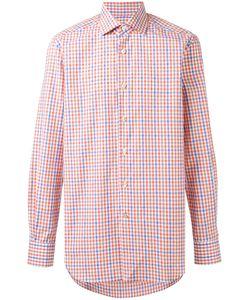Kiton | Checked Shirt 45
