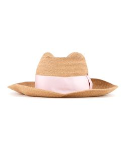 Federica Moretti | Bow Detail Hat 61