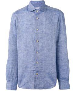 Kiton   Buttoned Shirt Size 41