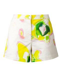 Iceberg | Tie Dye Shorts 40 Cotton/Spandex/Elastane