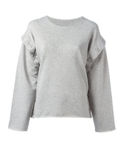 Mm6 Maison Margiela | Detachable Sleeves Sweatshirt Size Small