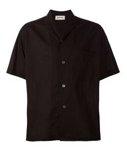 Second/Layer | Convertible Collar Short Sleeve Shirt