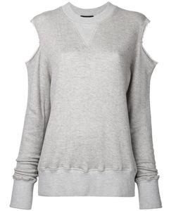Bassike | Cut-Out Sweatshirt 6
