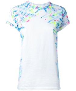 Forte Couture | Paint Mark T-Shirt Small Cotton