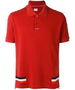 Moncler Gamme Bleu | Tri-Stripe Polo Shirt
