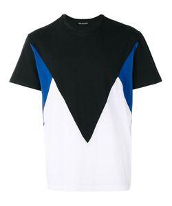 Neil Barrett | Geometric Colour Block T-Shirt