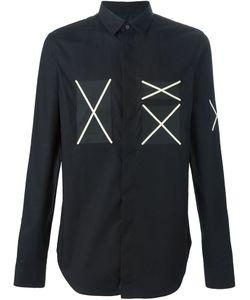 Cy Choi   Patch Shirt
