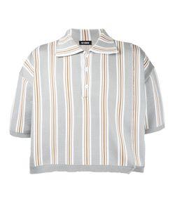 Raf Simons   Cropped Polo Shirt