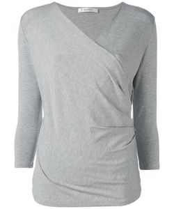 Max Mara   Wrap Shirt L
