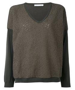 Fabiana Filippi | Contrast Sweatshirt