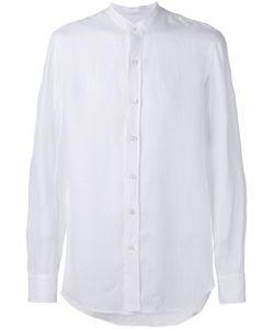 Salvatore Piccolo   Mandarin Neck Shirt